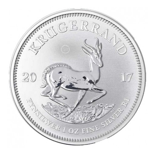 The World's Most Popular Bullion Coin, the Krugerrand, Now Released in Silver