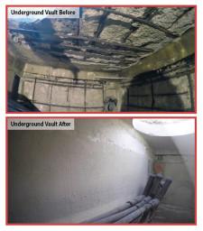 Terra Contracting Underground Vault Repair