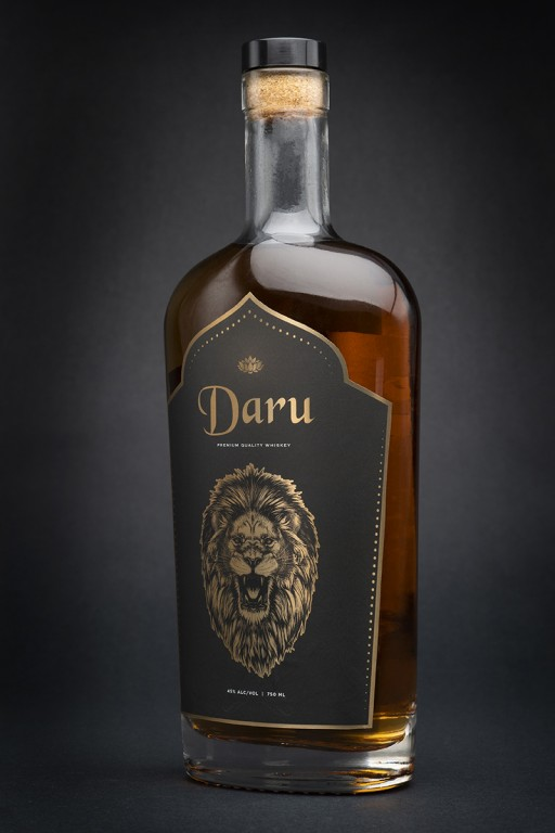 Sran Spirits Announces the Launch of Daru Whiskey