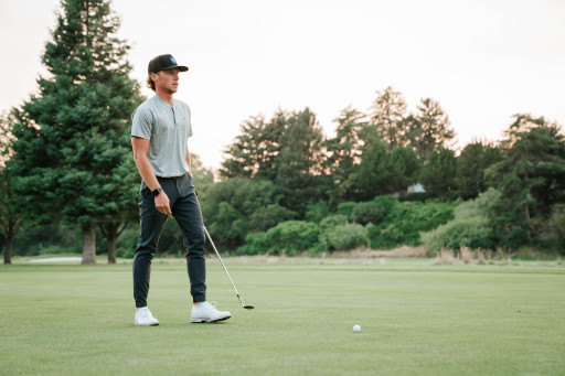 Carson Lundell sign NIL deal with Primo Golf