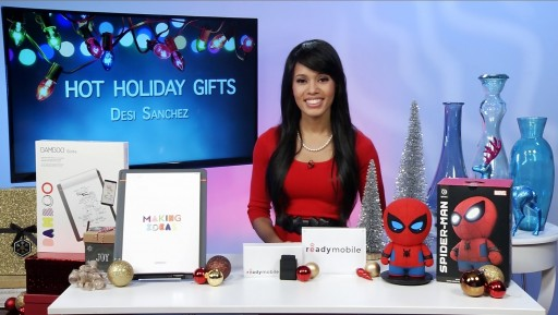 Hip and Hot Holiday Gifts With Former MTV VJ Desi Sanchez on Tips on TV Blog