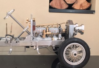 1914 Silver Ghost