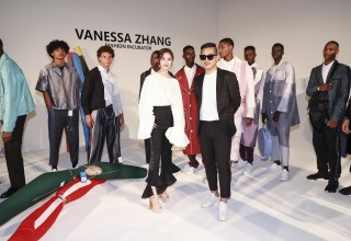 Vanessa Zhang Fashion Incubator