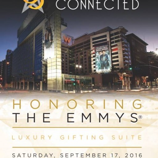 Celebrity Endorsement by Celebrity Connected - Emmy's Awards!