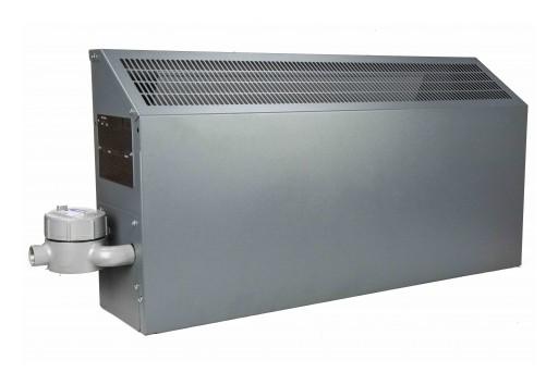Larson Electronics Releases Explosion-Proof Convection Heater, 3800W, 480V 1PH, CID1&2, NEMA 4