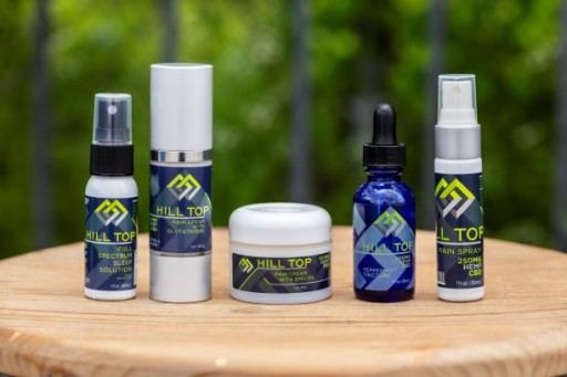 HillTop Meds Stakes Claim as Quality Leader in Hemp-CBD Marketplace With Dirt to Dose Certification Pledge