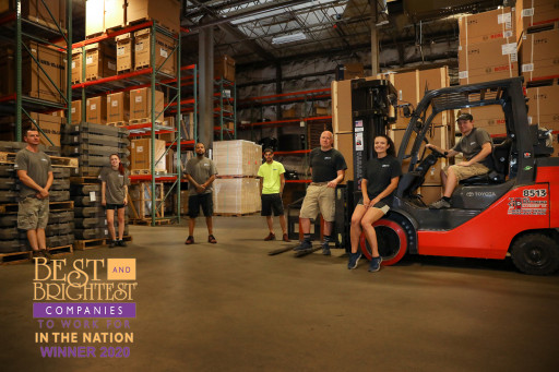 The Granite Group Once Again Named One of the Nation's 'Best & Brightest Companies to Work For'