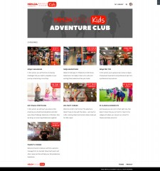Kid Ninja Adventure Club Sneak Peak