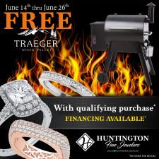 Huntington Fine Jewelers Father's Day Event