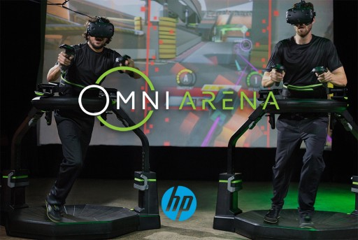 Virtuix and HP Sponsor $100,000 VR Esports Tournament