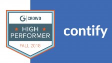 Contify Named High Performer in G2Crowd's Market Intelligence Software Category
