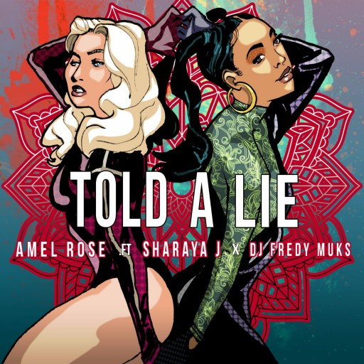 Amel Rose Gives Lovers of Hip Hop/Pop Something to Sing About With Release of New Singles, Tears for Ransom and Told a Lie on June 5 - Featuring Sharaya J and DJ Fredy Muks