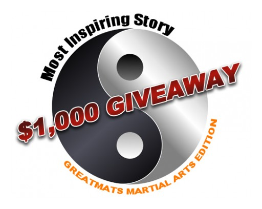 Greatmats in search of Most Inspiring Martial Arts Story