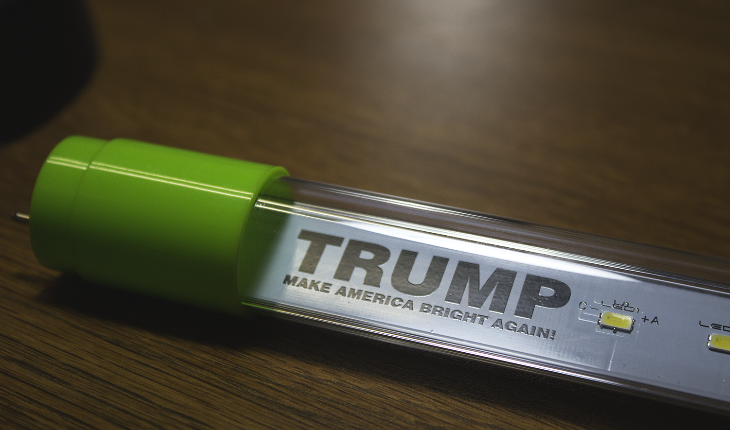 US Lighting Groupu0027s Trump-inspired LED Bulb & US Lighting Group to Appear at Next Weeku0027s RNC in Cleveland | Newswire