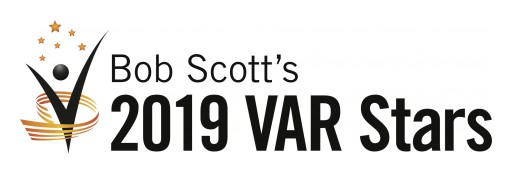 Godlan, Infor CloudSuite Industrial (SyteLine) Manufacturing ERP and Consulting Specialist, Achieves Ranking on Bob Scott's VAR Stars for 2019