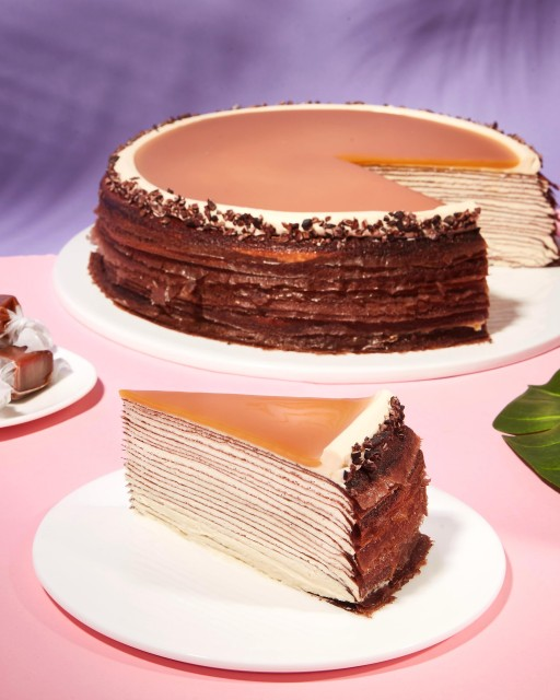Lady M Launches Summer Mille Crêpes Cakes and New Iced Beverage