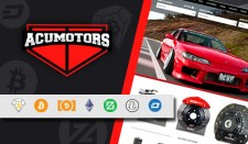 Acumotors.com Supported Cryptocurrencies