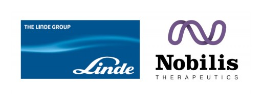 Nobilis Therapeutics Enters Into Collaboration With The Linde Group to Support Its Clinical Research Program to Study a Drug/Device Combination for Treatment of PTSD and Other CNS Disorders