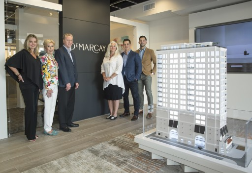 Construction Schedule is Set for Florida Boutique Luxury Condominium The DeMarcay