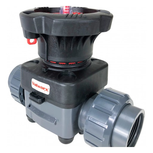 Valworx Announces New Product Line Release: PVC Diaphragm Valve