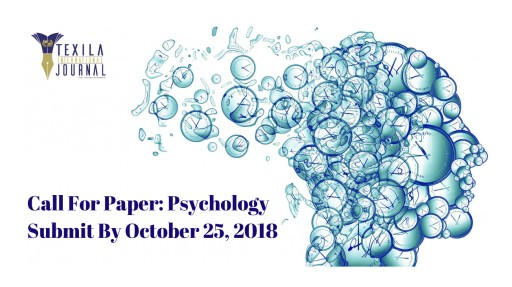 Texila International Journal - Psychology