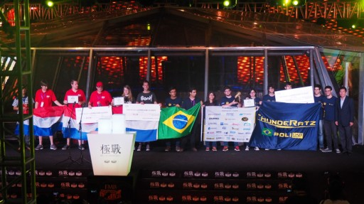 Three Teams Awarded Championships in the Latest Fighting My Bots World Cup Competition
