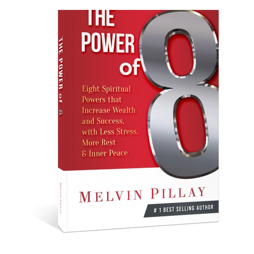 Best Selling Christian Author, Melvin Pillay Reaches #1 on Amazon With His New Book Titled - 'The Power of 8'