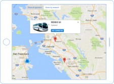 Connect with bus charter and limo service companies