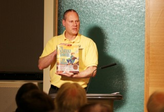 David Scattergood, Disaster Response Director for the Church of Scientology of Washington State