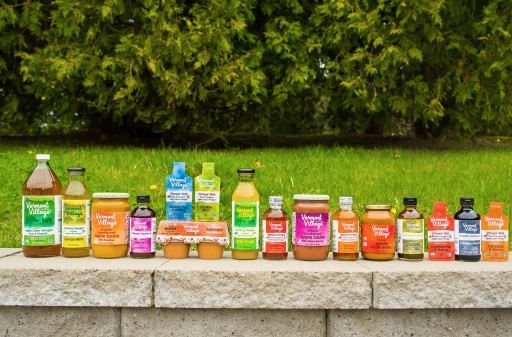 Stonewall Kitchen to Acquire the Vermont Village® Brand of Organic Applesauce and Apple Cider Vinegars