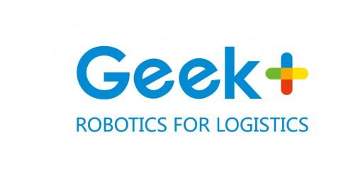 Top Chinese Logistics Robot Maker Geek+ Debuts at MODEX