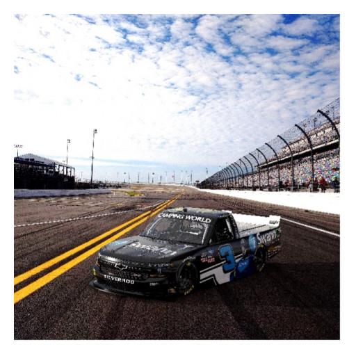 Jordan Anderson Partners With Swann® Security for Daytona NASCAR Camping World Truck Series