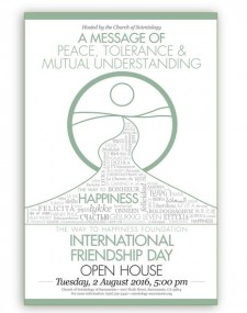 International Happiness Day conference at the Church of Scientology Sacramento
