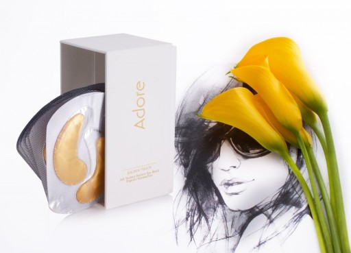 Is Gold a Girl's New Best Friend? Celebrities Love Adore Cosmetics!