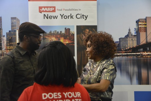 "Circle of Sisters 2016 Expo Sponsor AARP ""Real Possibilities"" Introduces ""Vivica A. Fox"""