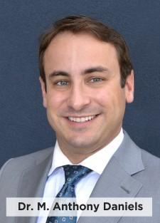 Dr. M. Anthony Daniels