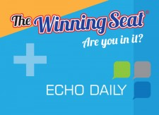 The Winning Seat + Echo Daily