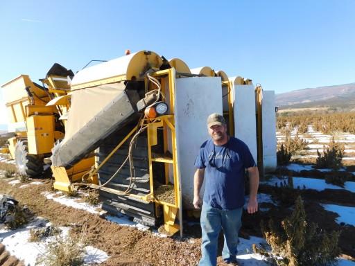 Revolutionary Hemp Harvester - Inventor Story