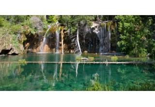 Hanging Lake, near Glenwood Springs, Colorado