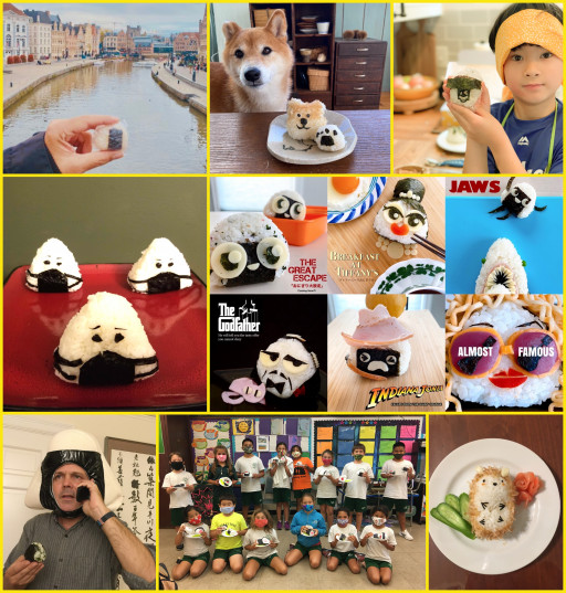 TABLE FOR TWO's ONIGIRI ACTION Campaign Provides 900,000 School Meals With 200,000 'Onigiri' Rice Ball Photo Posts in 31 Days