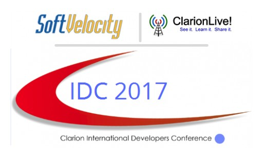 Announcing TSplus Participation Into Clarion International Developer Conference 2017