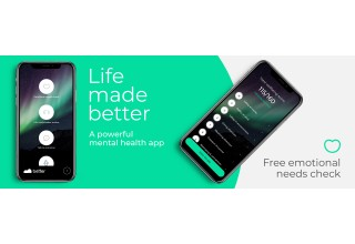 Better is a powerful mental health app