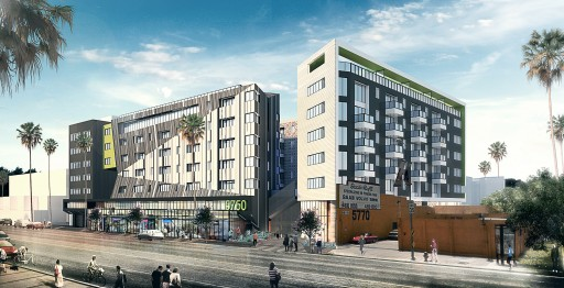 Wood Partners Announces New Construction on Hollywood Property