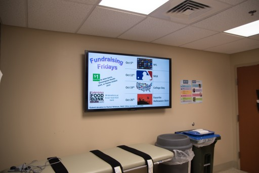 Mvix Digital Signage Boosts Employee Communication at Virginia Rehab Hospital