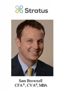 """Sam Brownell of Stratus Wealth Advisors Encourages Maryland Residents to """"Buy Local"""""""