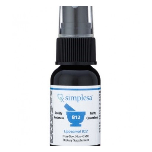 Simplesa® Introduces Its New Powerhouse Energy Vitamin Simplesa Liposomal B12