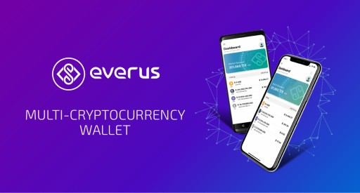 Everus Launches New and Improved Multi-Crypto Wallet
