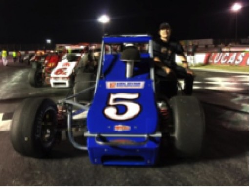 BCRA Approves 13 Year Old Racing Phenom for Full Midget Series Participation