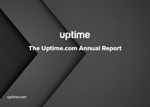 Uptime.com's Annual Downtime Report Reveals Trends Driving Site Reliability Engineering