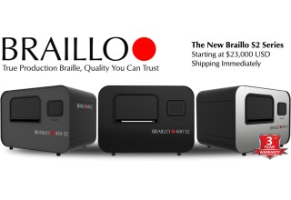 Braillo S2 Family of Production Embossers